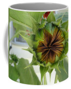 Reluctant To Bloom Coffee Mug