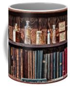 Remedies And Visiting List Coffee Mug