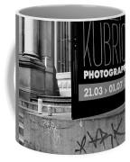 Remembering Kubrick Coffee Mug