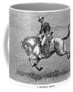 Remington: 10th Cavalry Coffee Mug