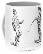 Remington: Cowboy, 1888 Coffee Mug