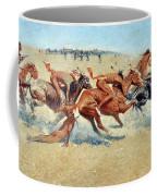 Remington: Indian Warfare Coffee Mug