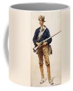 Remington: Soldier, 1901 Coffee Mug