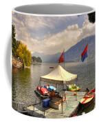 Rent A Boat Coffee Mug