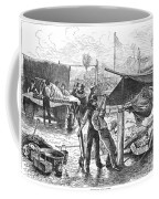 Republican Barbecue, 1876 Coffee Mug by Granger