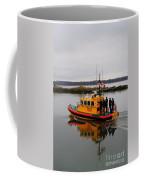 Rescue Boat Coffee Mug