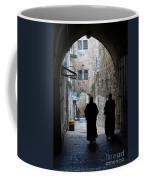 Residents Of Jerusalem Old City Coffee Mug