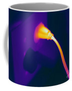 Resistive Heating Of A Wire Coffee Mug by Ted Kinsman