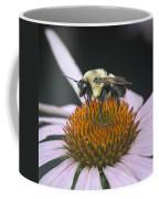 Resting Bee Squared Coffee Mug