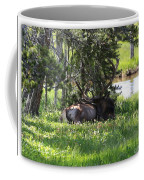 Resting In The Clover Coffee Mug