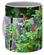 Resting Rosebuds Enhanced Coffee Mug