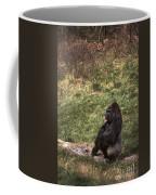 Resting Silver-back Coffee Mug