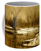 Resting Up Coffee Mug