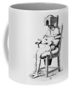 Restraining Chair 1811 Coffee Mug