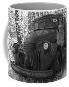 Retired Rusty Relic Farm Truck Coffee Mug
