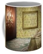 Retro Room Interior Coffee Mug
