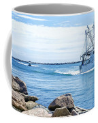 Return Coffee Mug by Joan Carroll