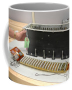 Return To Flight Sensor Tests Coffee Mug