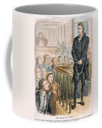 Rev. George Burroughs Coffee Mug by Granger