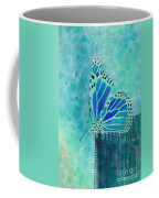 Reve De Papillon - S02a2 Coffee Mug by Variance Collections