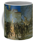 Revolution In Florence Coffee Mug