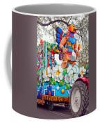 Rex Mardi Gras Parade V Coffee Mug