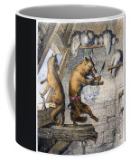 Reynard The Fox, 1846 Coffee Mug