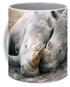 Rhino Love Coffee Mug