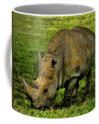 Rhinoceros 101 Coffee Mug