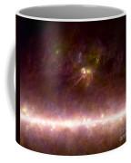 Rho Ophiuchi Nebula And Galactic Center Coffee Mug