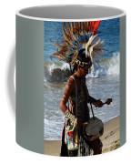 Rhythm Of The Ocean Coffee Mug