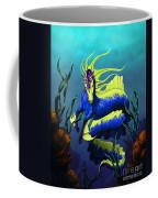 Ribbon Hippocampus Coffee Mug