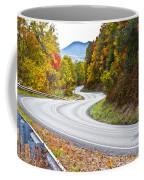 Ribbon Road Coffee Mug