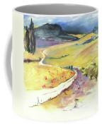 Ribera Del Duero In Spain 06 Coffee Mug