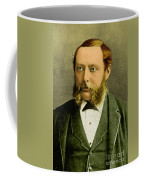 Richard A. Proctor, English Astronomer Coffee Mug