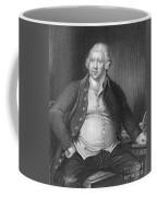 Richard Arkwright, English Industrialist Coffee Mug