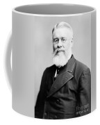 Richard Jordan Gatling, American Coffee Mug