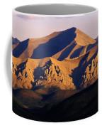 Richardson Mountains, Dempster Highway Coffee Mug