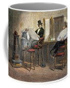 Richmond Barbershop, 1850s Coffee Mug