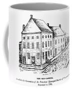 Richmond: First Capitol Coffee Mug