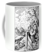 Richter Illustration Coffee Mug