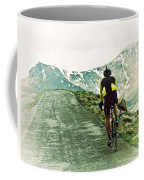Ride The Rockies Coffee Mug
