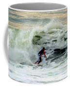 Riding In Beauty Coffee Mug by Karen Wiles
