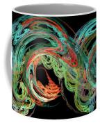 Riding The Rainbow Coffee Mug