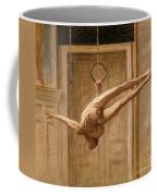 Ring Gymnast No 2 Coffee Mug by Eugene Jansson