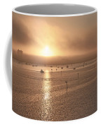 Ringling Bridge Morning Coffee Mug