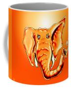 Ringo Party Animal Orange Coffee Mug