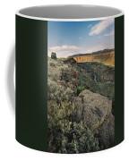 Rio Grande Gorge Above Taos Junction Bridge Coffee Mug