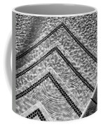 Ripple Effect Bw Palm Springs Coffee Mug