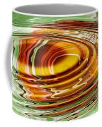 Rippled Abstract Coffee Mug